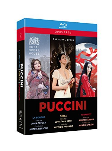 Puccini Royal Opera Chorus Puccini Opera Collection