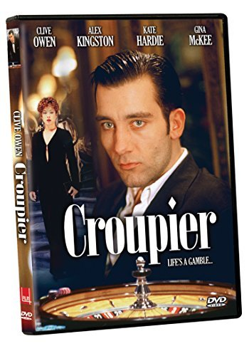 Croupier Owen Kingston Hardie Mckee DVD Nr