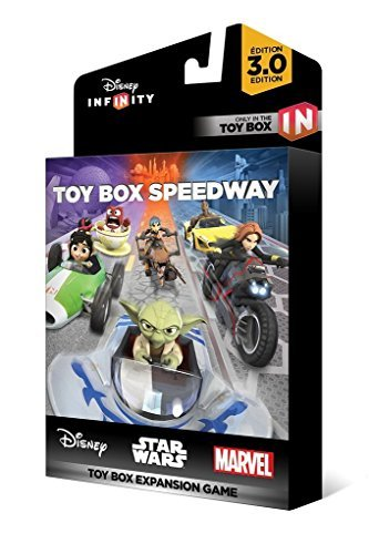 Disney Infinity 3.0 Toy Box Speedway(a Toy Box Expansion Game) Disney Infinity 3.0 Toy Box Speedway(a Toy Box Expansion Game)
