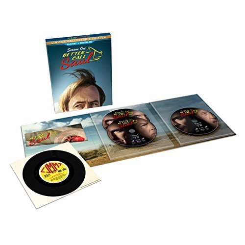 Better Call Saul Season 1 Blu Ray Collector's Edition