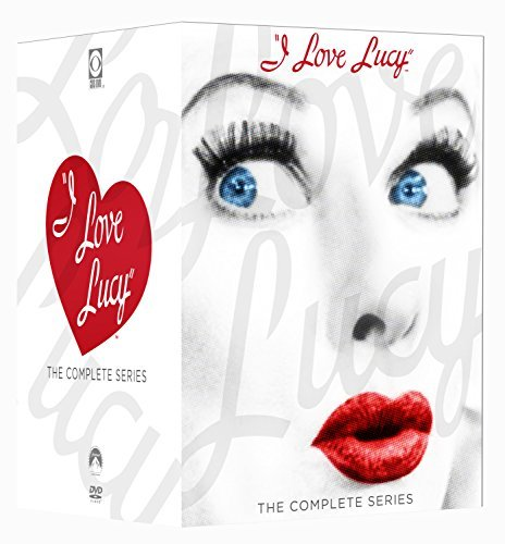 I Love Lucy The Complete Series DVD