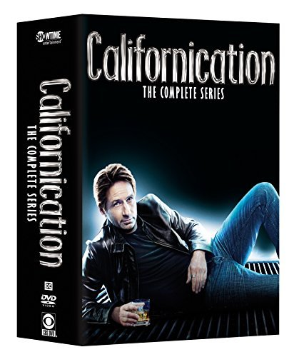 Californication The Complete Series DVD