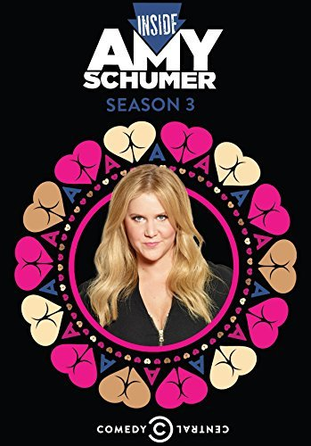Inside Amy Schumer Season 3 DVD