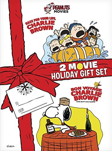 Peanuts Race For Your Life Charlie Brown Bon Voyage Charlie Brown DVD