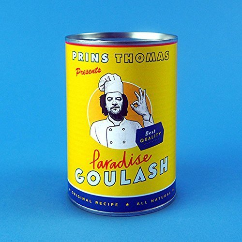 Prins Thomas Paradise Goulash 3cd