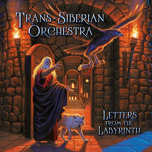 Trans Siberian Orchestra Letters From The Labyrinth