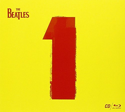 Beatles Beatles 1 CD + Blu Ray Beatles 1