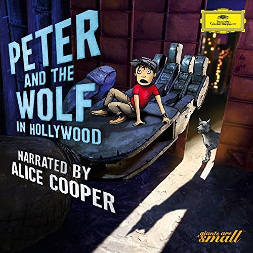 Cooper Shelley Bundesjugen Peter & The Wolf In Hollywood Peter & The Wolf In Hollywood