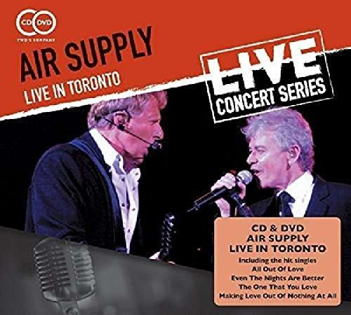 Air Supply Live In Toronto