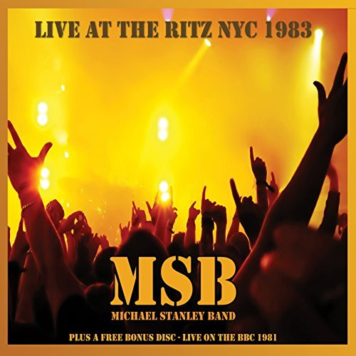 Michael Stanley Michael Stanley Band Live At