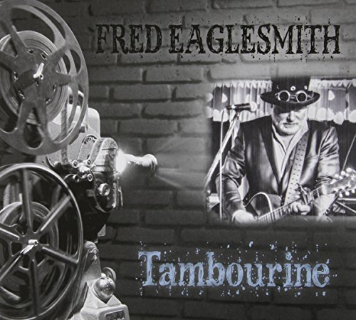 Fred Eaglesmith Tambourine Import Can