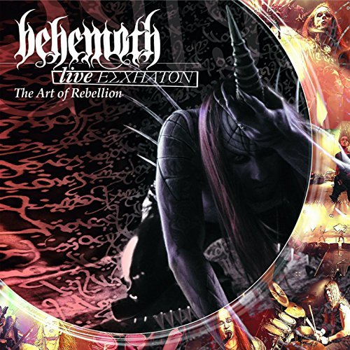 Behemoth Live Eschaton The Art Of Rebe