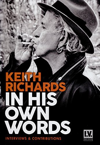 Keith Richards In His Own Words Keith Richards In His Own Words DVD Richards Keith