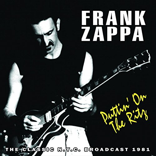 Frank Zappa Puttin' On The Ritz