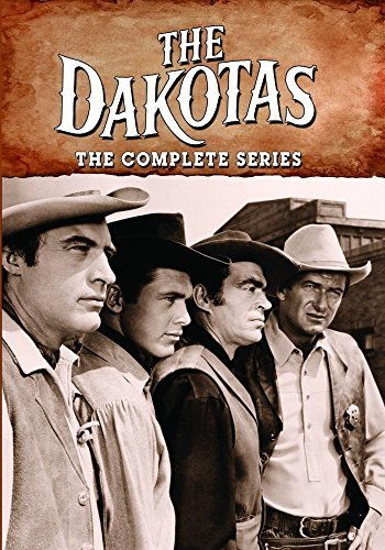 The Dakotas The Complete Series DVD Mod This Item Is Made On Demand Could Take 2 3 Weeks For Delivery