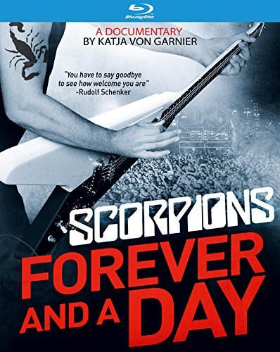 Scorpions Forever And A Day Blu Ray