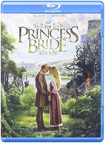 Princess Bride Elwes Wright Patinkin Sarandon Guest Blu Ray Pg