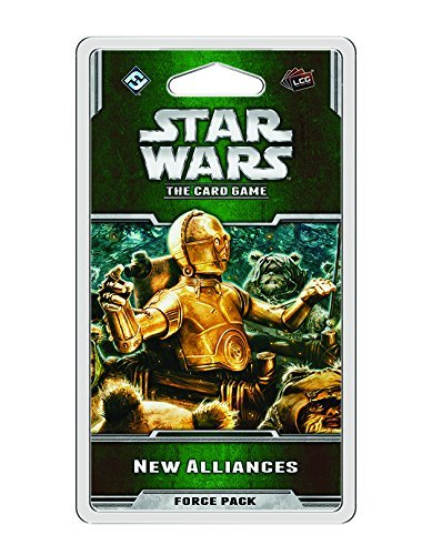 Fantasy Flight Games Star Wars Lcg New Alliances Force Pack