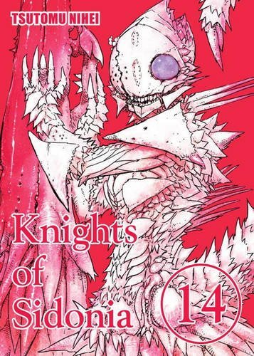Tsutomu Nihei Knights Of Sidonia Volume 14