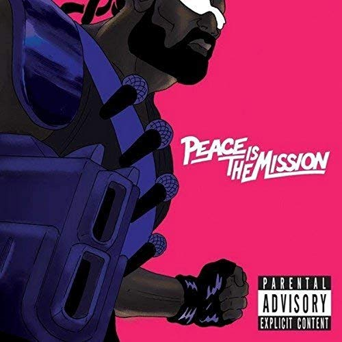 Major Lazer Peace Is The Mission Explicit Version Peace Is The Mission