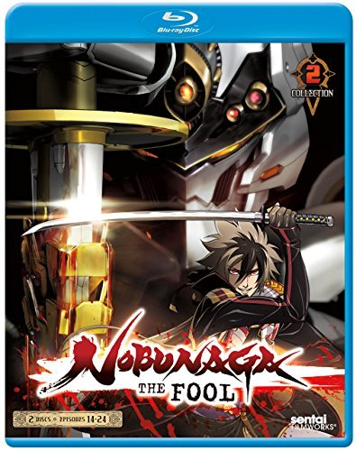 Nobunaga The Fool Collection 2 Blu Ray