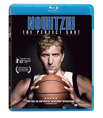 Nowitzki The Perfect Shot Nowitzki The Perfect Shot Blu Ray Nr