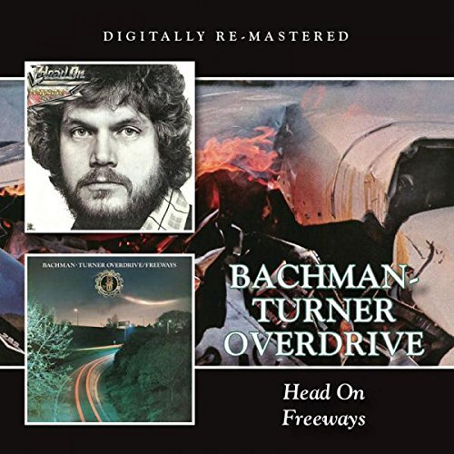 Bachman Turner Overdrive Head On Freeways Import Gbr 2 On 1cd