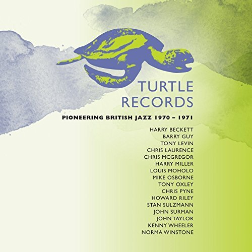 Turtle Records Pioneering Bri Turtle Records Pioneering Bri Import Gbr