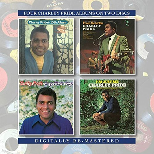 Charley Pride Charley Pride's 10th Album Sin Import Gbr 2 CD