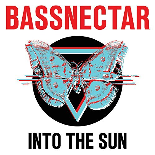 Bassnectar Into The Sun Red & White Colored Vinyl Into The Sun