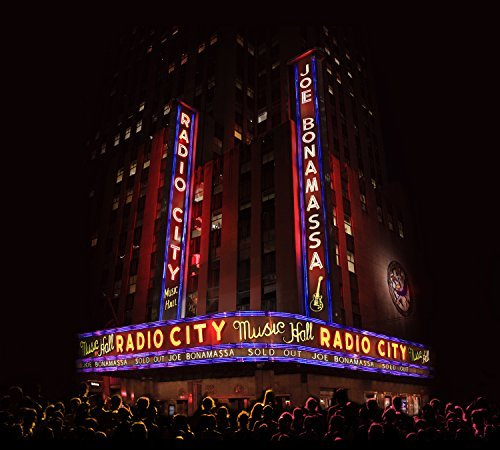 Joe Bonamassa Live At Radio City Music Hall Includes DVD
