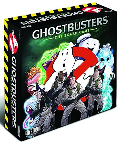 Board Game Ghostbusters