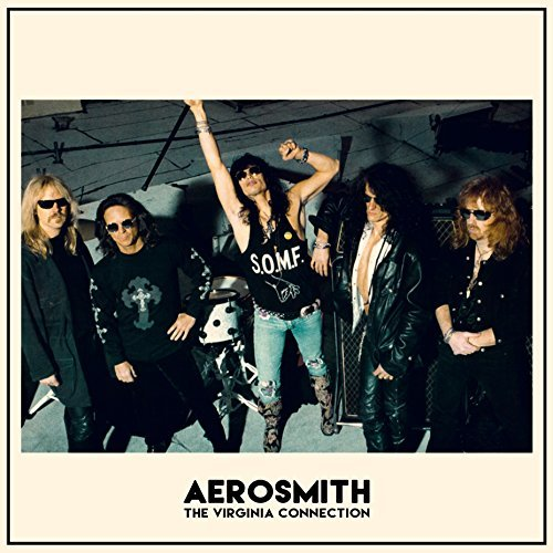 Aerosmith Virginia Connection 1988 Virginia Connection 1988