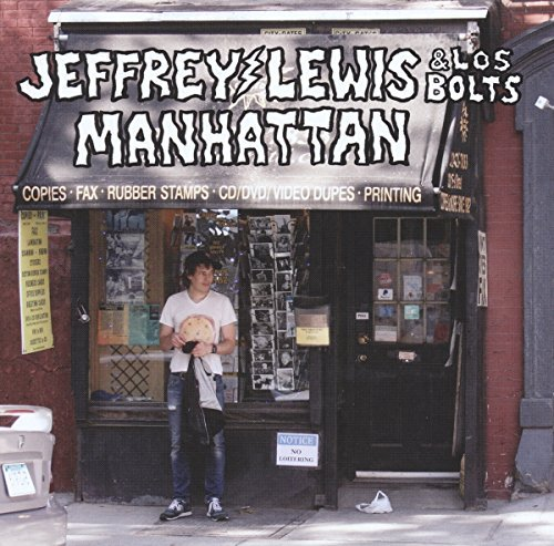 Jeffrey & Los Bolts Lewis Manhattan
