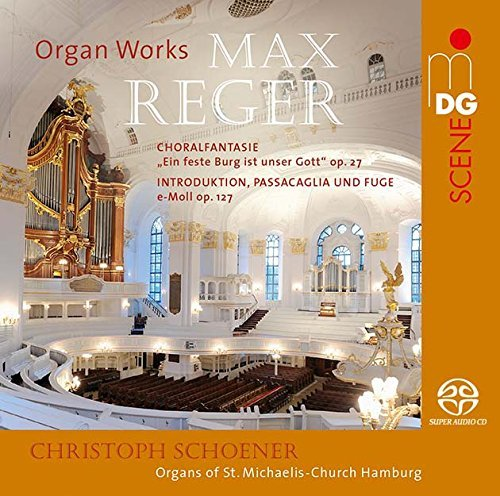 Christoph Reger Schoener Organ Works (introduction Pass