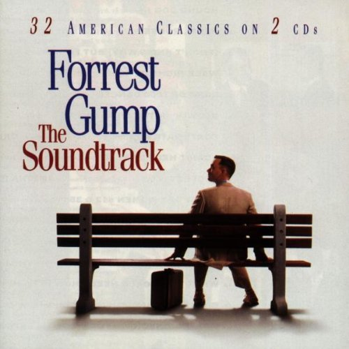 Forrest Gump Soundtrack Import Gbr 2 CD