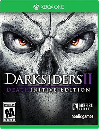 Xbox One Darksiders 2 Deathinitive Edition Darksiders 2 Deathinitive Edition