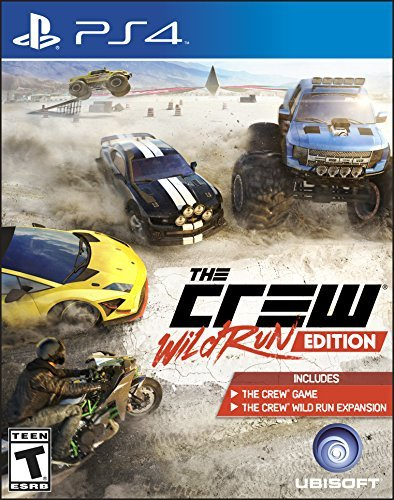 Ps4 Crew Wild Run Edition Crew Wild Run Edition