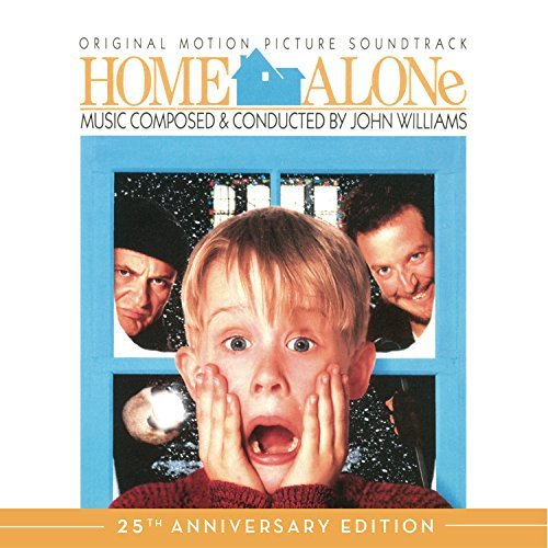 Home Alone 25th Anniversary Edition Soundtrack Music By John Williams