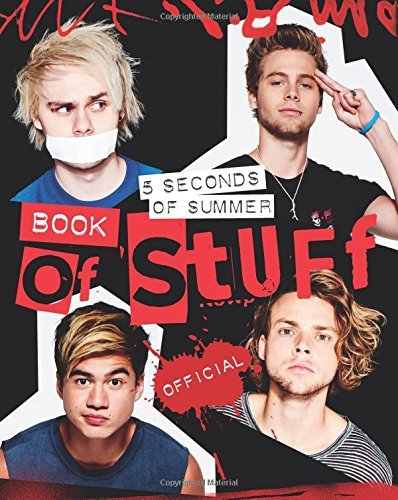 Jordan Paramor 5 Seconds Of Summer Book Of Stuff