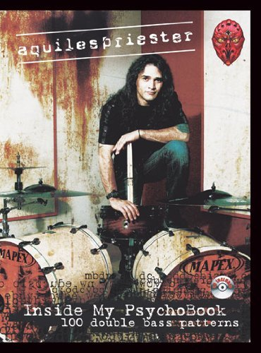 Aquiles Priester Aquiles Priester Inside My Psychobook Book CD Set
