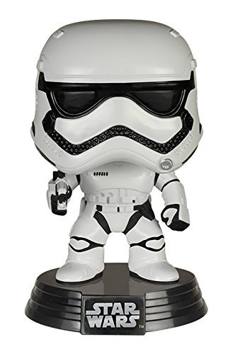 Pop Vinyl Figure Star Wars Episode Vii The Force Awakens Stormtr