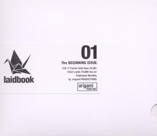 Laidbook Vol. 1 The Beginning Issue
