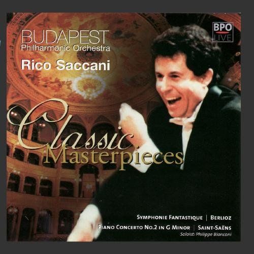 Budapest Philharmonic Orchestra Classic Masterpieces Berlioz Saint Saens