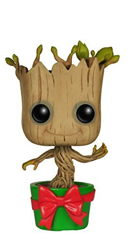Pop Vinyl Figure Holiday Dancing Groot Holiday Dancing Groot