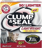 Arm & Hammer Clump&seal Lightweight Litter