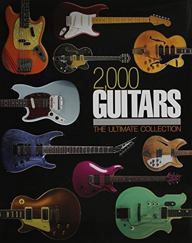 Tony Bacon 2 000 Guitars