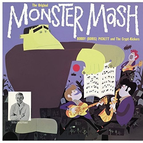 "Bobby ""boris"" Pickett & The Crypt Kickers The Original Monster Mash (purple Vinyl) Monster Mash (purple Vinyl)"