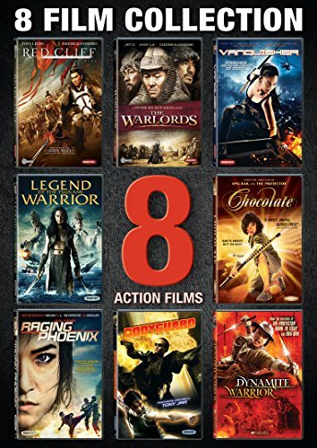 Action 8 Feature Film Collecti Action 8 Feature Film Collecti