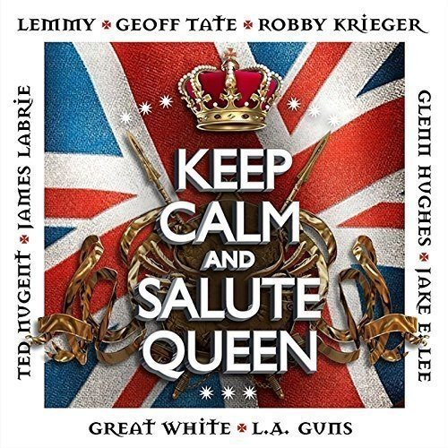 Keep Calm & Salute Queen Keep Calm & Salute Queen